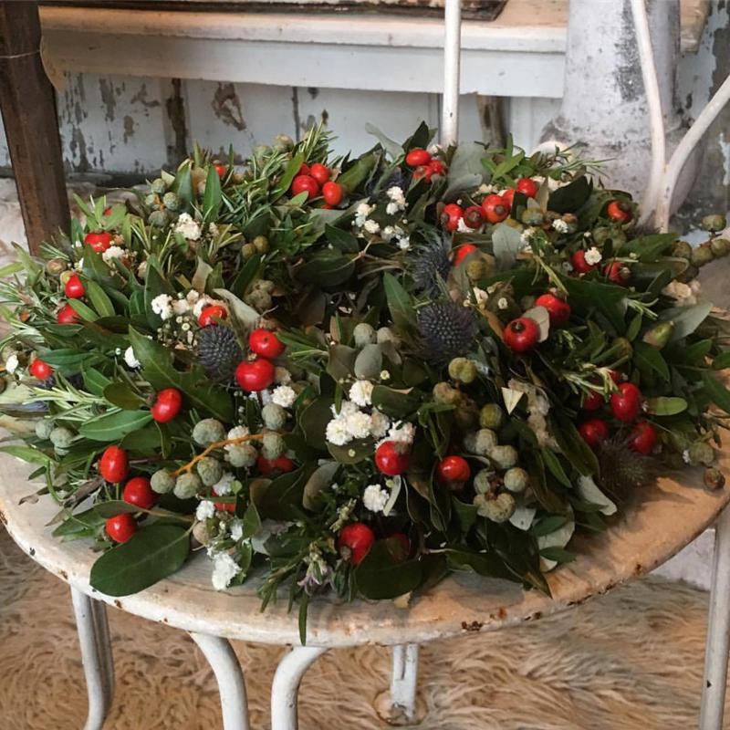 Krans herfst / autumn wreath
