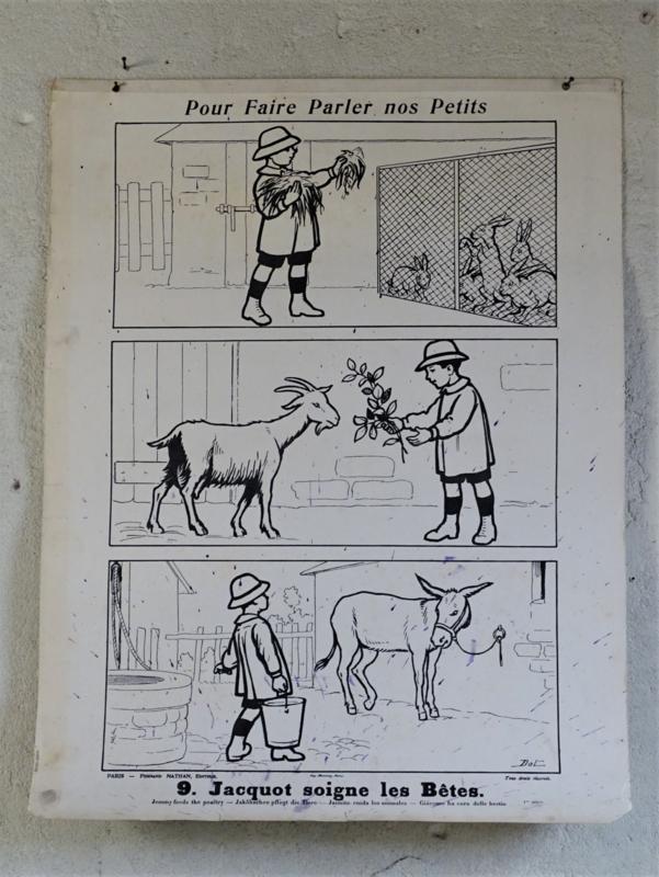 Schoolplaat 1924