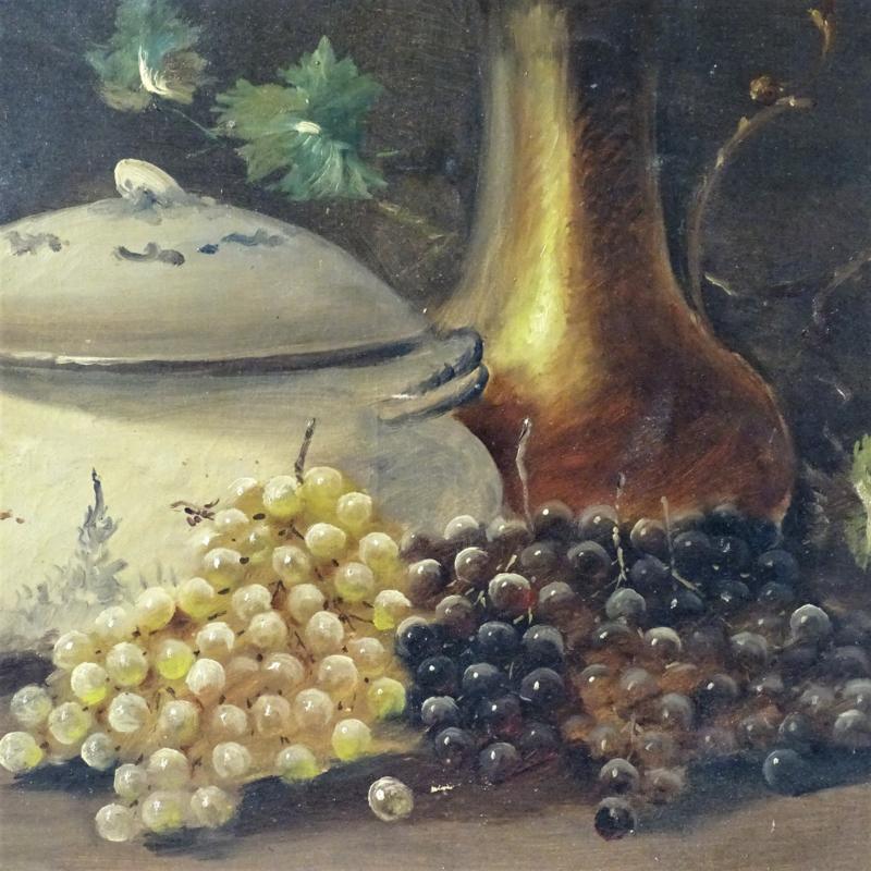 Olieverf stilleven