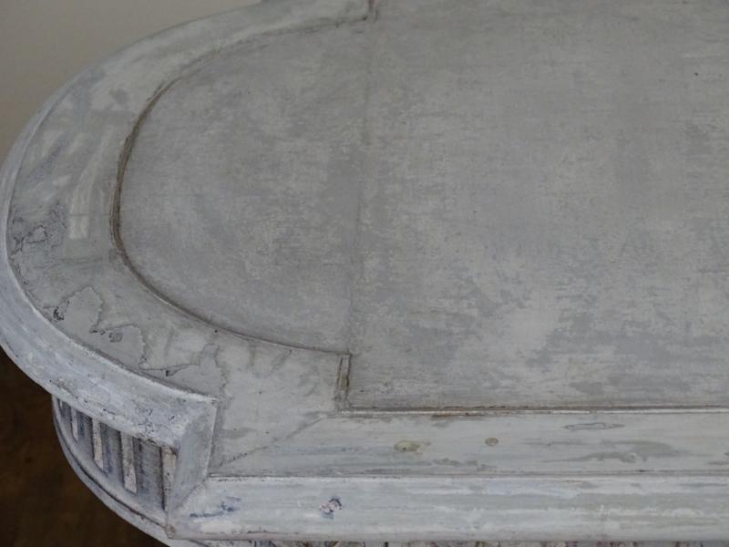 Antieke Franse tafel - Louis XVI