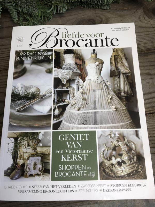 Liefde voor Brocante, nr 4 KERST 2020