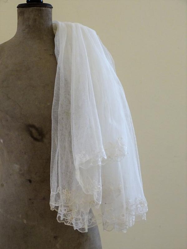 Tule bruidssluier