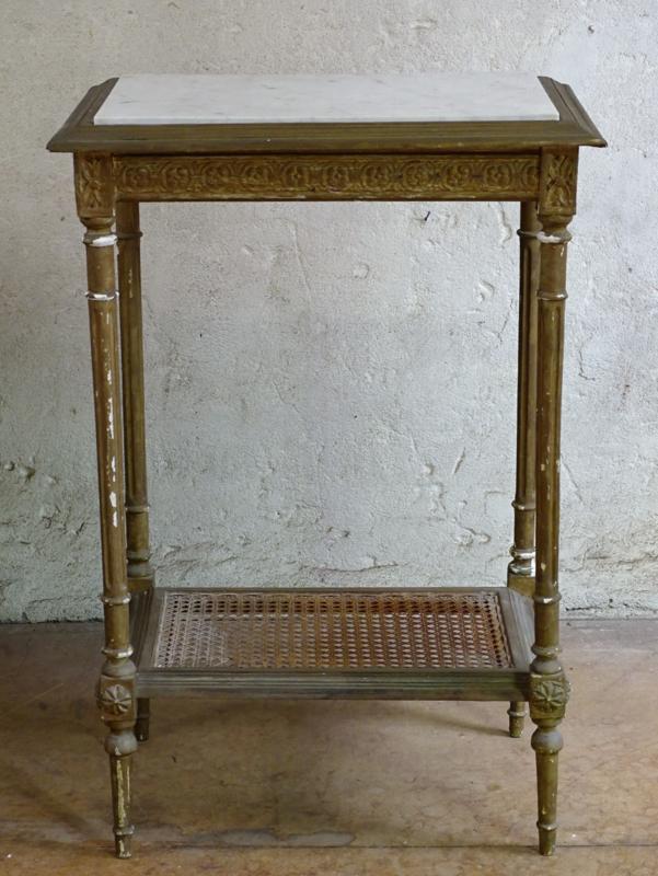 Louis XVI sidetable