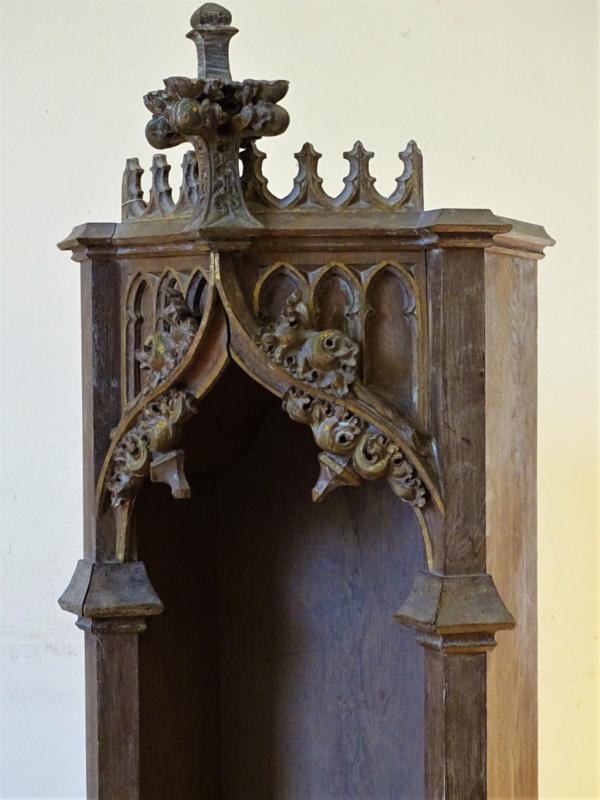 Houten kapel