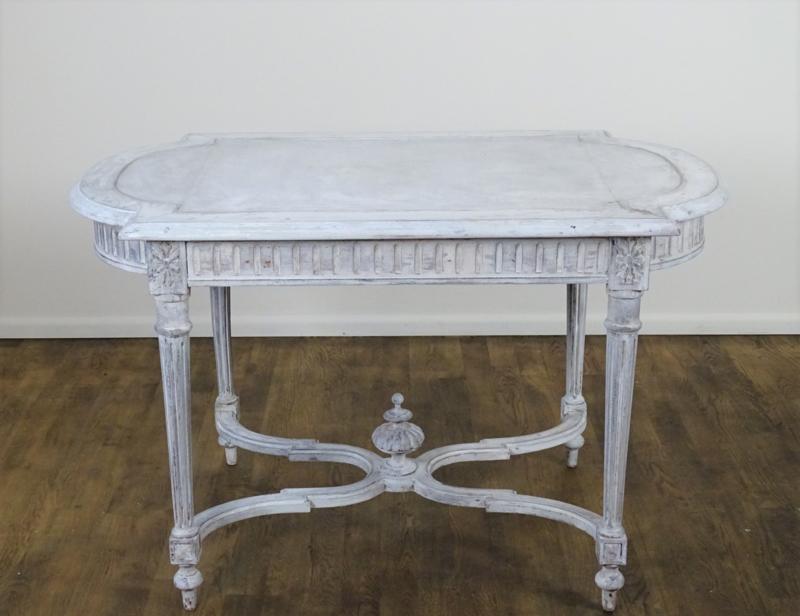 Antique French Table Louis Xvi