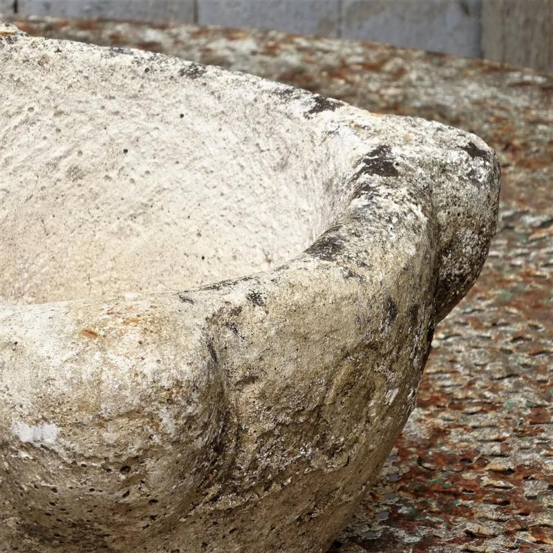 Stenen vijzel