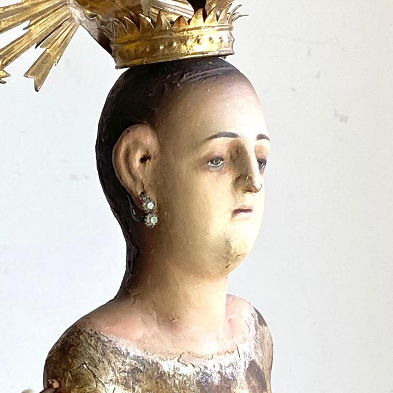 18e eeuwse Santos