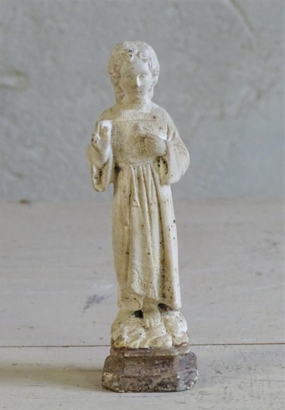 Jesus child statue