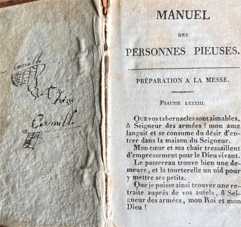 Set 18e eeuwse boekjes