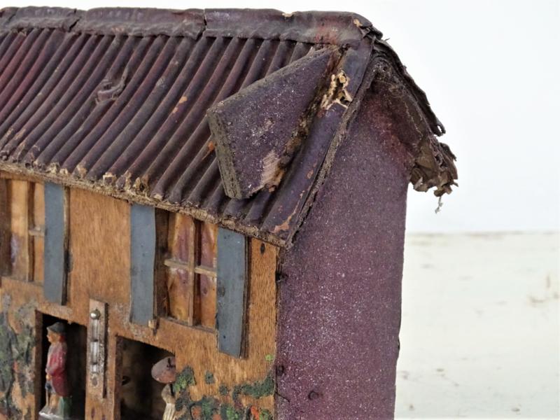 Oud weerhuisje