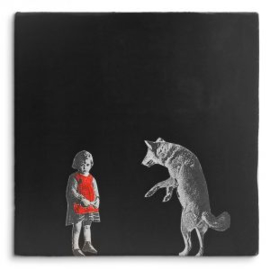 StoryTiles. De wolf en het meisje.