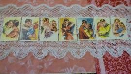 O Dear, Valentijns en liefdes kaarten. By  Cick.
