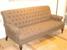 Prachtige chique bank  /sofa. Verkocht