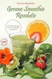"""""""Groene Smoothie Revolutie`` van Victoria Boutenko"""