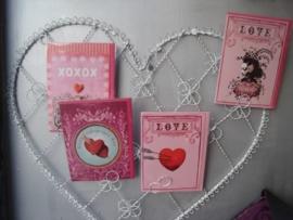 Valentijn kaarten Papaya.