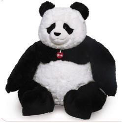 Panda beer 80 cm.