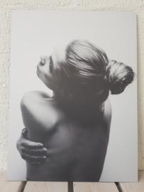 Woman Backside Via Martine op forex geprint