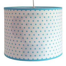 Lamp aap. blauw.