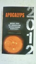 Boek `` 'Apocalypse 2012`` van  Lawrence E. Joseph