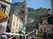 Vakantie in zonnig Italie.