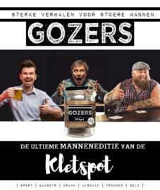 Kletspot Gozers, voor stoere en stoute mannen!