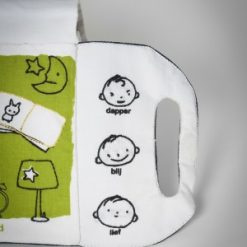 De emotie  koffer van Qukel, handgemaakt in India/