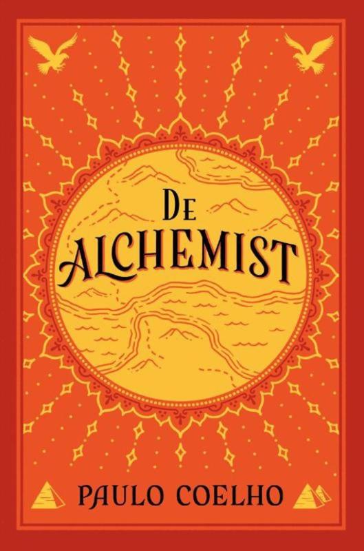 De Alchemist door Paulo Coelho