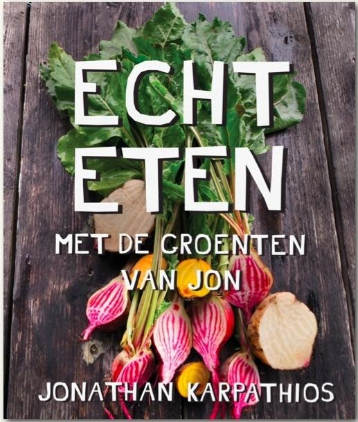 Echt Eten door Jonathan Karpathios