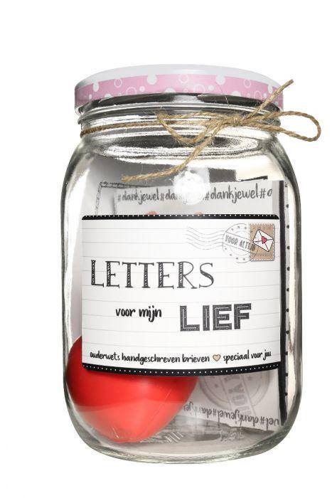 Letters voor mijn Lief - Kletspot