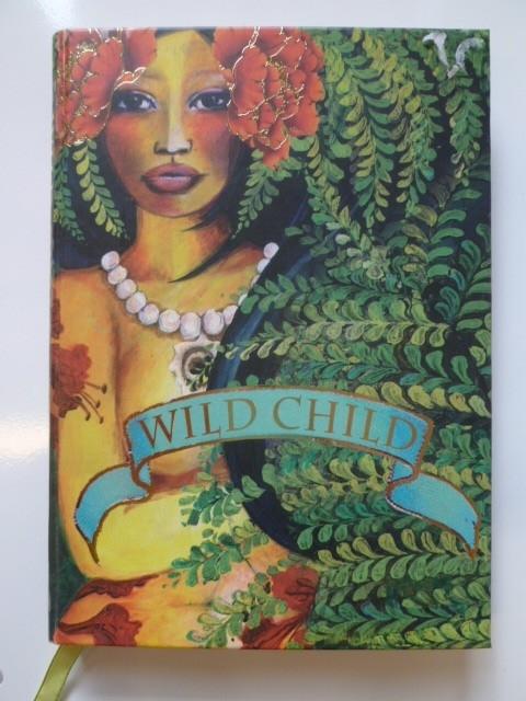Notebook van Papaya- Wild Child.