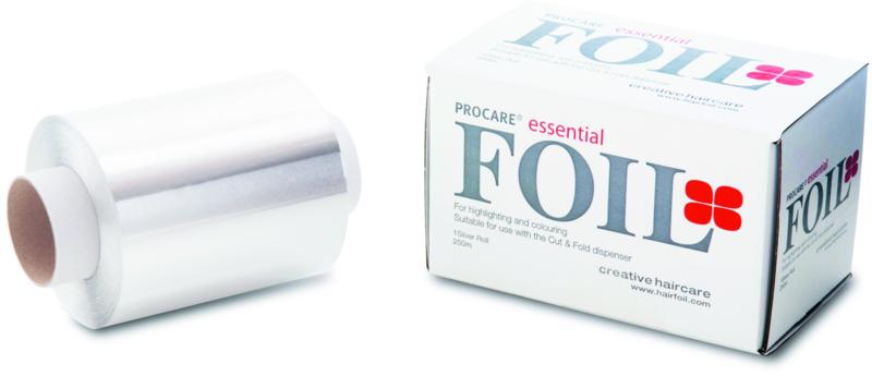 Procare Essential folierol, 250 m X 12 cm, 15 mu, zilver