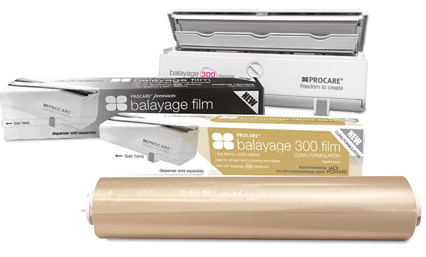 Procare Balayage films - Balayage 300 dispenser