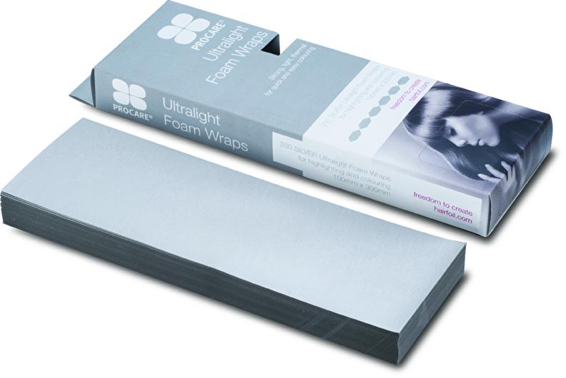 Procare Ultralight Foam Wraps