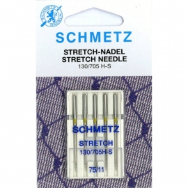 Schmetz naaimachinenaalden stretch 75/11