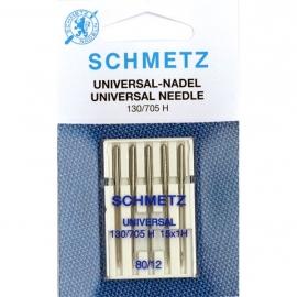 Schmetz naaimachinenaalden universal 80/12