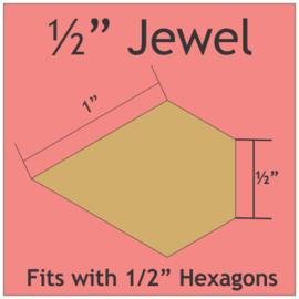 1/2 inch Jewel 100 stuks