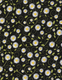 Daisy Vines C5498 Black