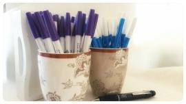 Pennen en markers