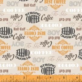coffee shop 52261-1 cream