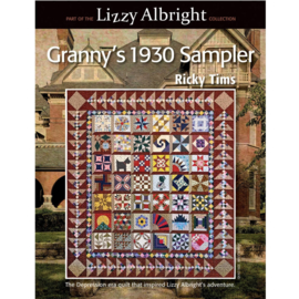 Lizzy Albright Quilt Ricky Tims