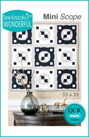"Sew Kind of Wonderful  ""Mini Scope"" (OCR  mini PATTERN)"