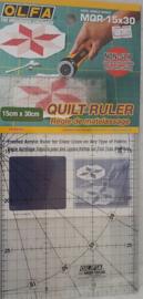 Olfa Quiltliniaal 15x30 cm