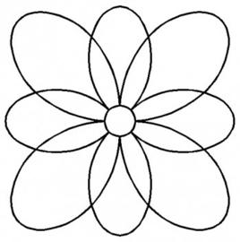 0908 9.125 Wild Flower