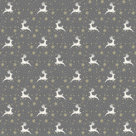 scandi reindeer grey  2357/S