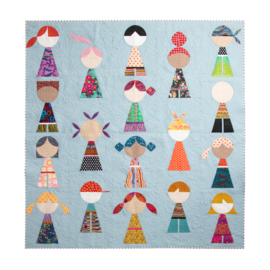 """Sew Kind of Wonderful  """"Happy Together"""" (WCR PATTERN)"""
