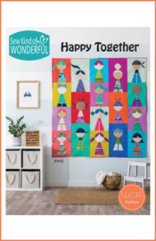 "Sew Kind of Wonderful  ""Happy Together"" (WCR PATTERN)"