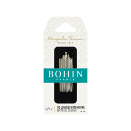 Bohin between quilting 8-12