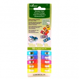 clover wonderclips assorti kleuren