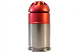 Nuprol Grenade Shower 40mm 72rnd (RED) (1 piece)