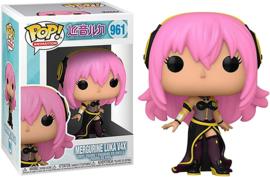 FUNKO POP figure Vocaloid Mergurine Luka V4X (961)